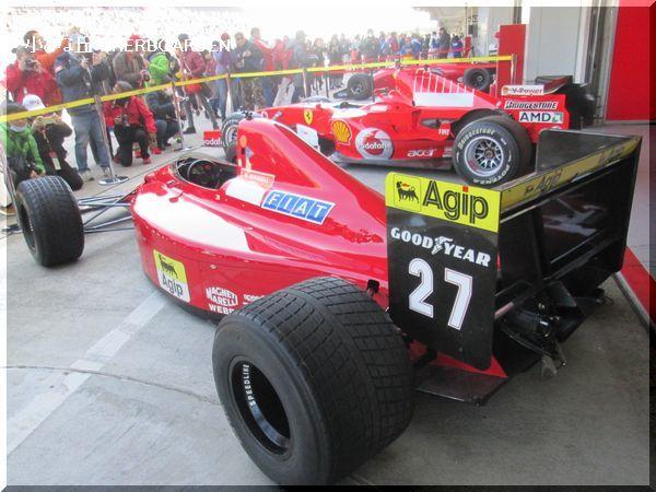 600 鈴鹿サーキット F1マシーン 2