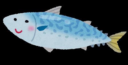 魚、サバ、鯖