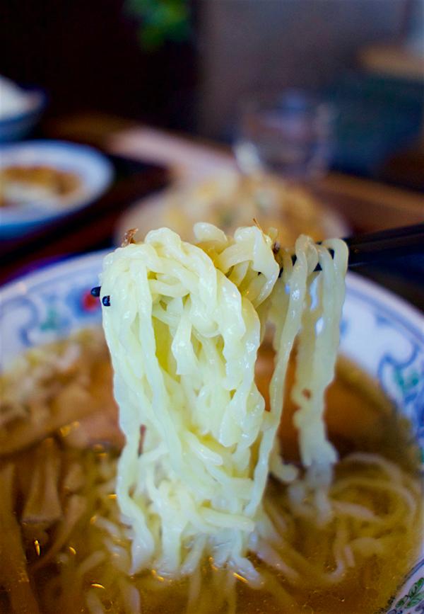 チャイナハウス童童@栃木市平柳町 麺
