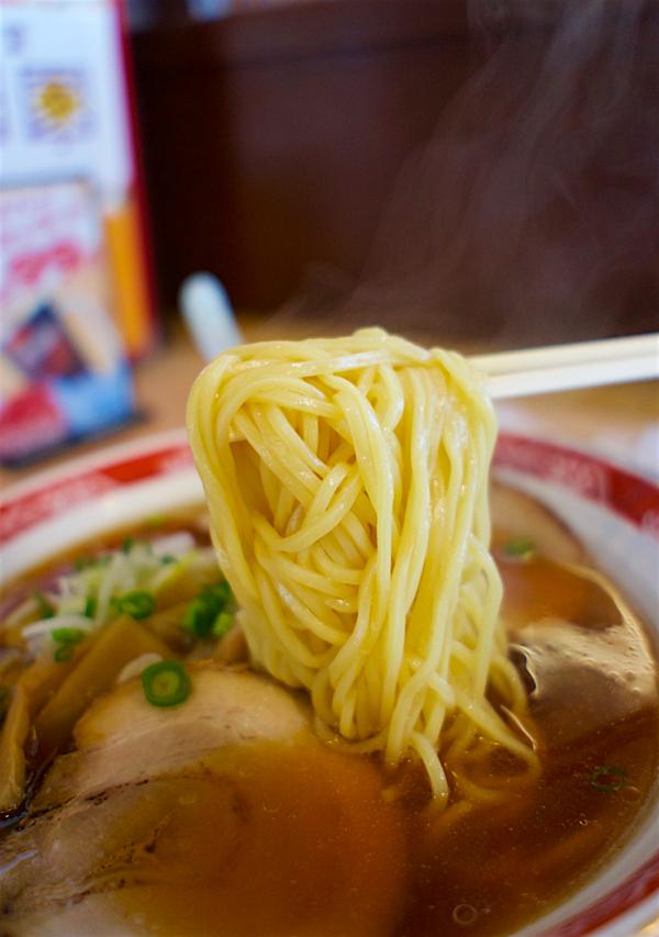 中華食堂喜来家@宇都宮市江曽島 麺