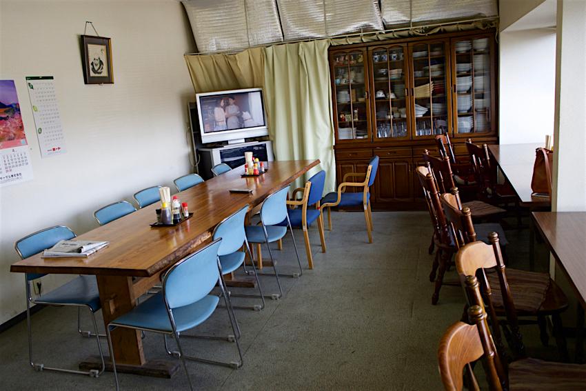 バイキング弁当・惣菜 なすび@鹿沼市下石川 食事部屋