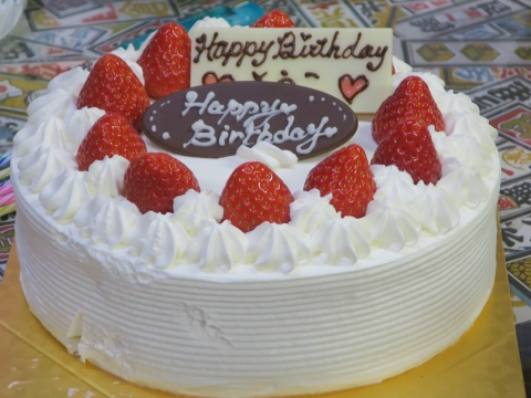 「容子お誕生日50歳!」③