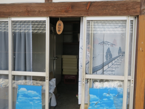 「上野とうふ店」⑦