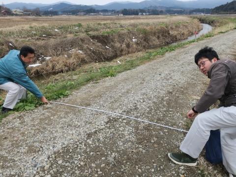 「片野地区川俣川掘削堤防問題」 (5)