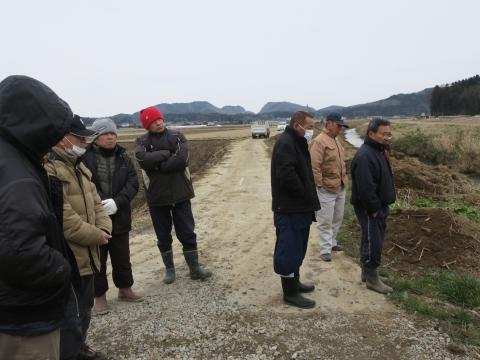 「片野地区川俣川掘削堤防問題」 (6)