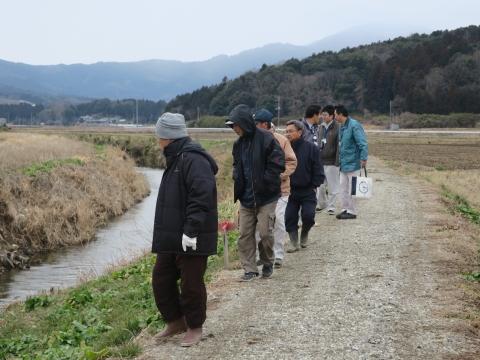 「片野地区川俣川掘削堤防問題」 (7)