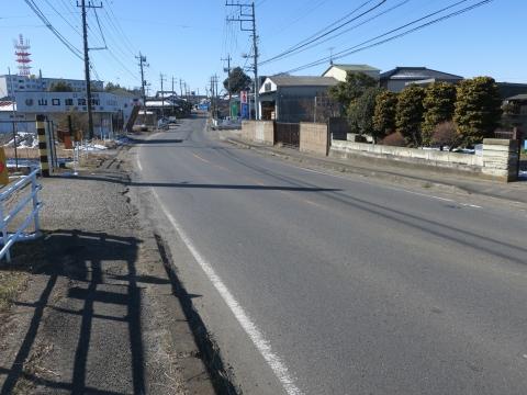 「北の谷・国分町地区歩道改修」⑦