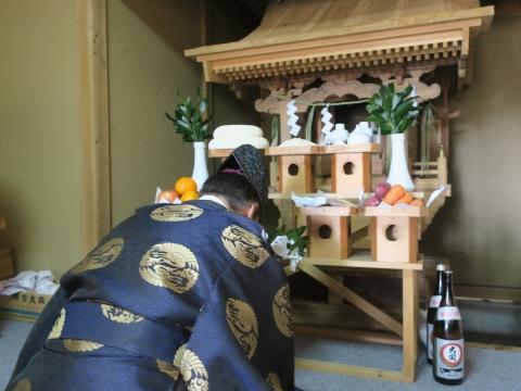 「大砂香取神社例大祭&新年会」③