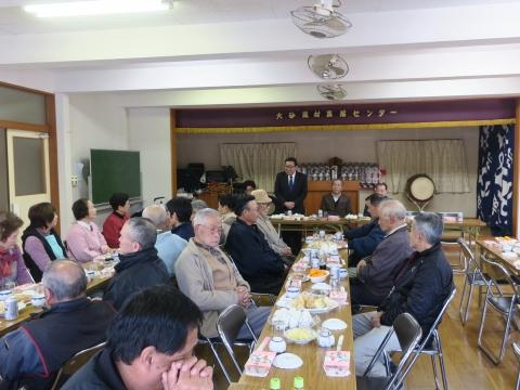 「大砂香取神社例大祭&新年会」⑪