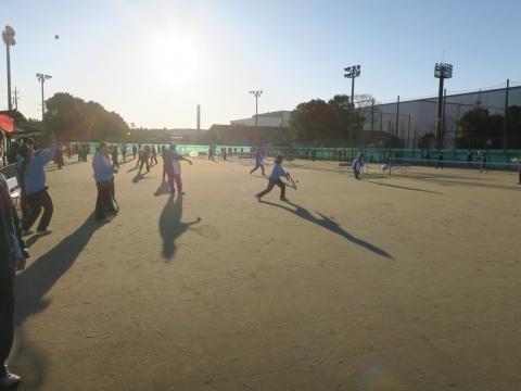 「大増郵便局長杯ソフトテニス大会」④