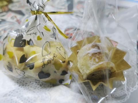 「バレンタインディーチョコ&ケーキ」②