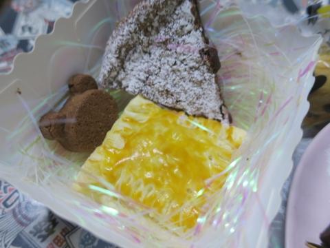 「バレンタインディーチョコ&ケーキ」③