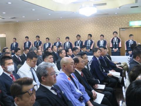 「石岡青年会創立30周年記念祝賀会」⑧