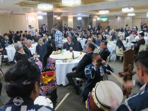 「石岡青年会創立30周年記念祝賀会」⑲