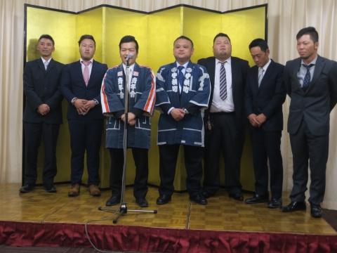 「石岡青年会創立30周年記念祝賀会」㉗