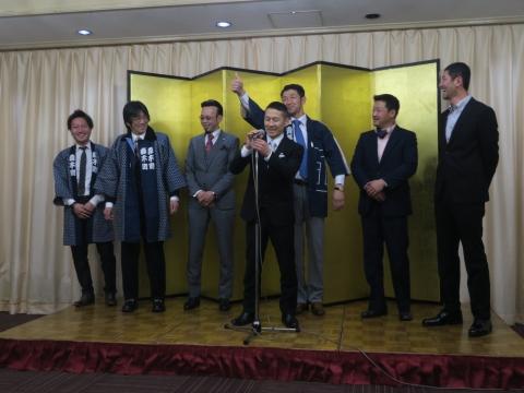 「石岡青年会創立30周年記念祝賀会」㉟