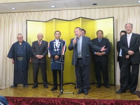 「石岡青年会創立30周年記念祝賀会」㊳