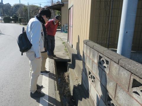 「三村羽成子地区急カーブ横断歩道・側溝問題」⑦