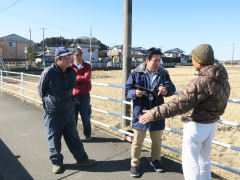 「三村羽成子地区急カーブ横断歩道・側溝問題」⑧