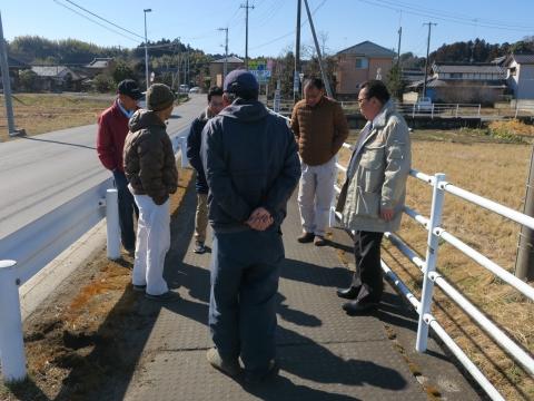 「三村羽成子地区急カーブ横断歩道・側溝問題」⑨