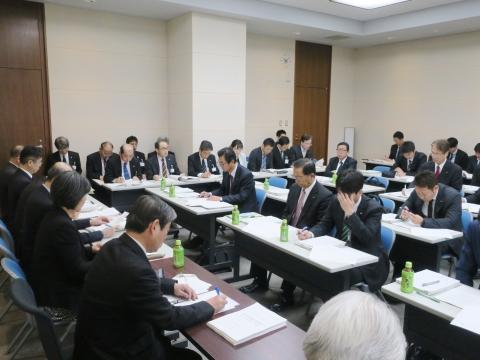 平成30年2月26日「政務調査会」 (2)