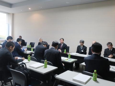 平成30年2月26日「政務調査会」 (3)