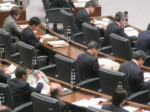 「大井川知事一般質問答弁」④