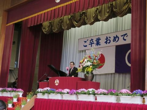 「第73回府中小学校卒業式」 (10)