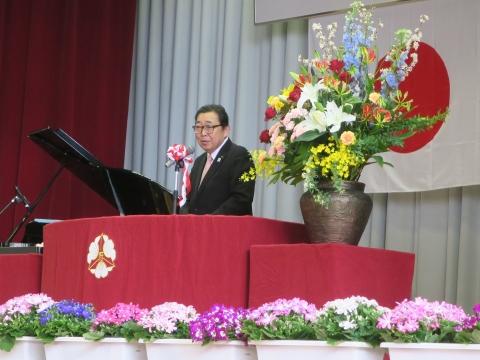 「第73回府中小学校卒業式」 (11)