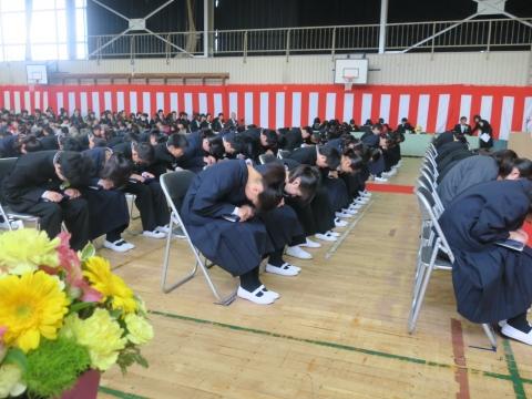 「第73回府中小学校卒業式」 (13)