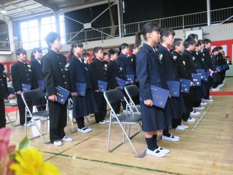 「第73回府中小学校卒業式」 (14)