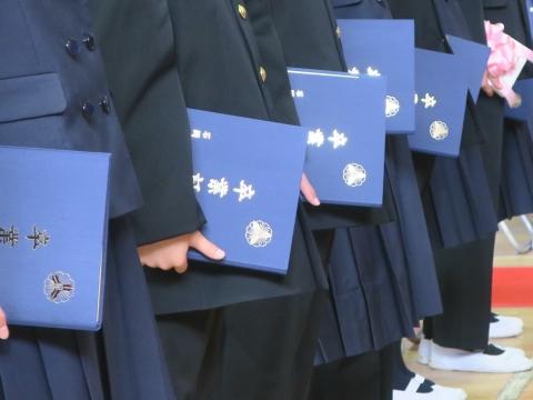 「第73回府中小学校卒業式」 (15)