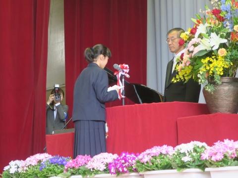 「第73回府中小学校卒業式」 (16)