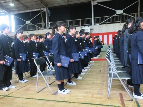 「第73回府中小学校卒業式」 (20)