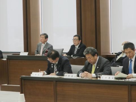 「予算特別委員会」副委員長1日目③