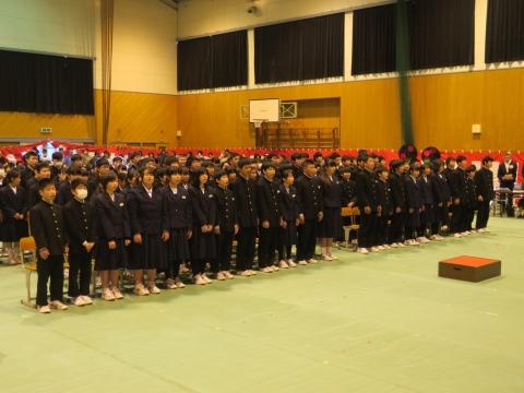 「城南中学校閉校式」 (8)
