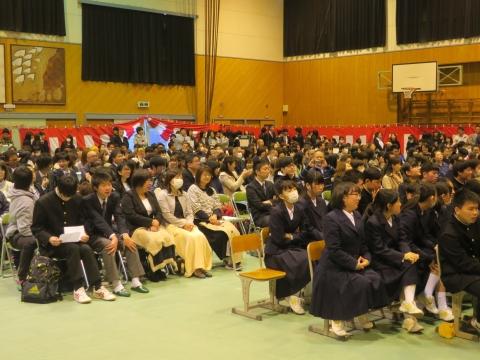 「城南中学校閉校式」 (14)