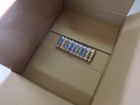 「大きな箱に乾電池が入っていました!」③