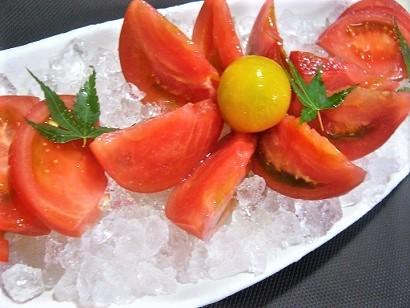 トマトサラダ5 (2)