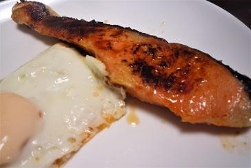 鮭の西京味噌