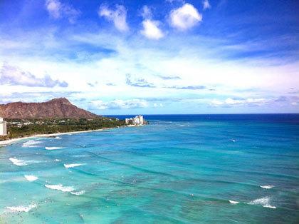 ハワイ6日間の旅