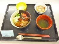 180125チャーシュー丼 (2)