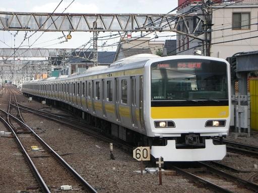 E231系ミツA514編成