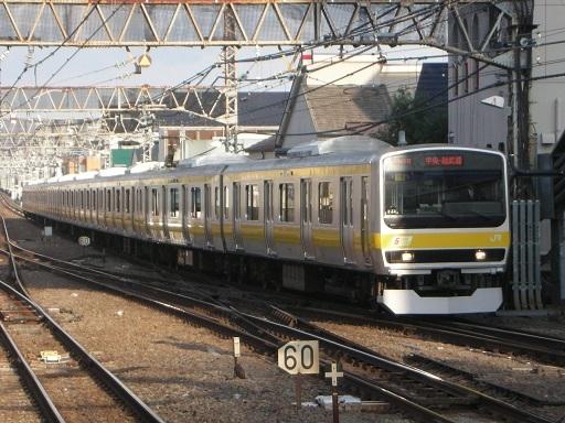 E231系ミツB15編成
