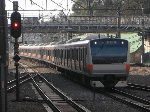 E233系トタT25編成