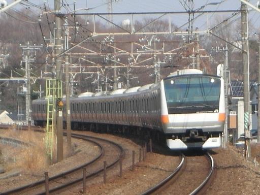 E233系トタT32編成