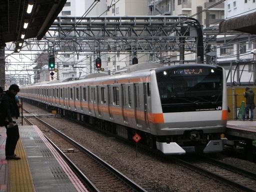 E233系トタT33編成