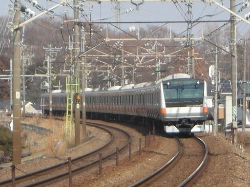 E233系トタT5編成