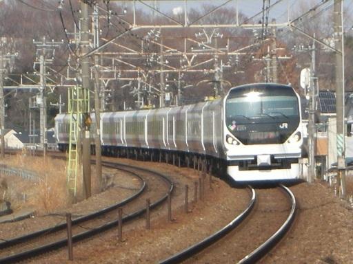 E257系モトM-108編成