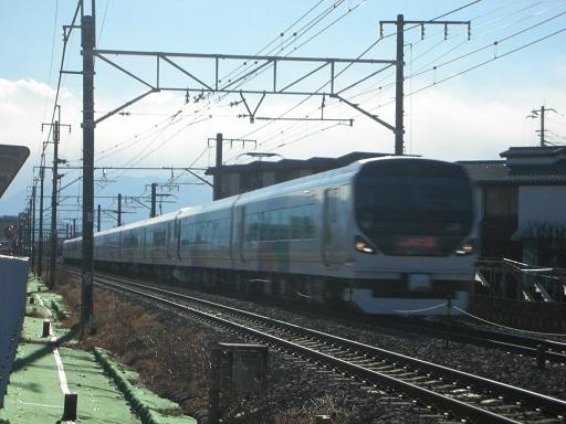 E257系モトM-201編成編成